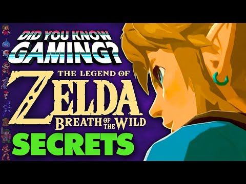 Breath of the Wild's Behind the Scenes Secrets