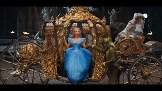 Trailer of Cinderella (2015)