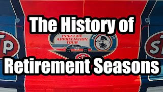 The History of NASCAR Retirement Seasons