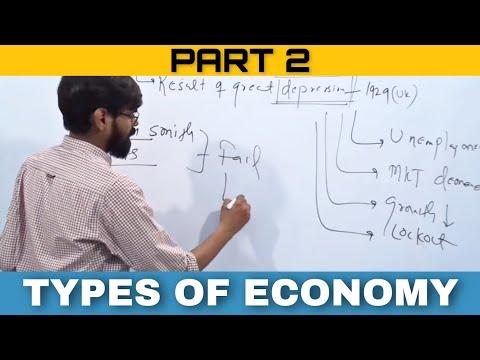 Types Of Economy ( PART-2 )