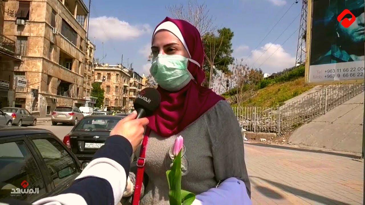 صور متناقضة لشوارع حلب مع فيروس كورونا