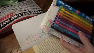 PLANNER PEN HAUL: Gel Pens & Flair Markers