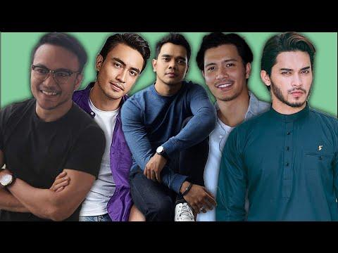 Top 10 Artis Lelaki Malaysia 'Most Wanted' 2020!