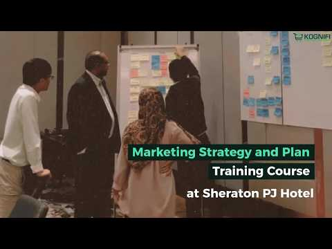 Marketing Strategy and Plan Training Course