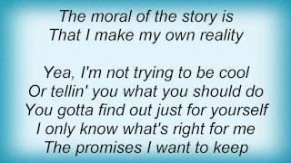 Jordan Pruitt - My Reality Lyrics