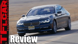 2016 BMW 750i Review: Better than the Best-Selling Mercedes-Benz S-Class?