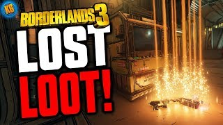 Borderlands 3 - LOST LOOT MACHINE EXPLAINED (Unique & Legendary Spoilers)