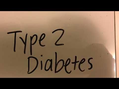Diabetes und ein schlechter Geruch