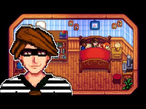 Breaking Into The Houses Of Stardew Valley With The Lockpick Mod