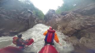 май 2016, р. Белая, каньон Гранитный, К4, 2ая попытка