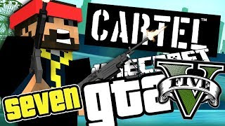 Minecraft GTA 5: JOBS FOR THE GTA CARTEL?! [7]