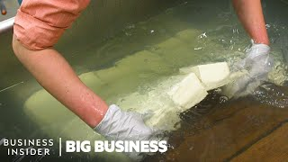 How 3,000 Pounds Of Tofu Are Handmade A Day | Big Business