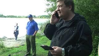 Рыбалка на озере донцо ленинградская область