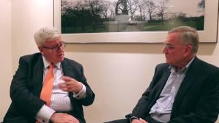 Five minutes with John Allan, chairman of Tesco   Marketing Society London