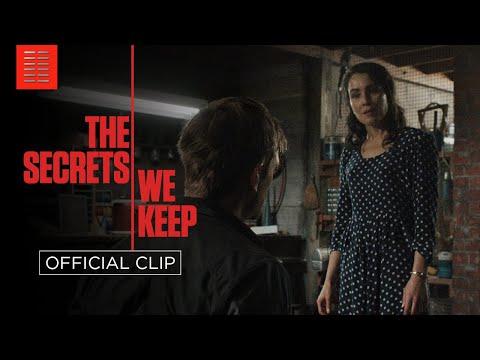 "Video trailer för THE SECRETS WE KEEP | ""You Know Who I Am"" | Bleecker Street"