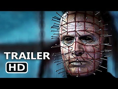 Download HELLRAISER JUDGMENT Official Trailer (2018) Pinhead New Movie HD HD Video