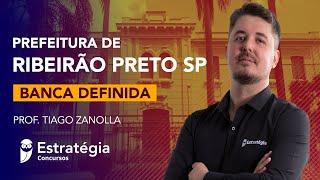 Concurso Prefeitura de Ribeirão Preto SP: Banca definida