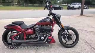 2017 Harley-Davidson® FXSE - CVO™ Pro Street Breakout