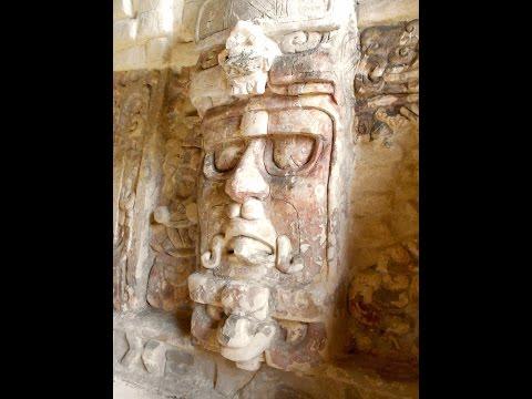 Kohunlich – Mayan Ruins (Mexico)