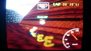 "[MK64] Choco Mountain 3lap: 1'57""73 (GOD)"