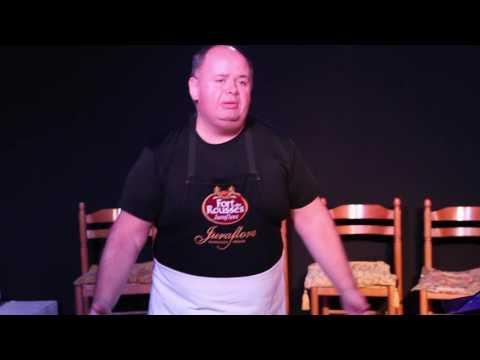 """""""Mise en Scène Gourmande"""" au Théâtre des Anges à Herblay"""