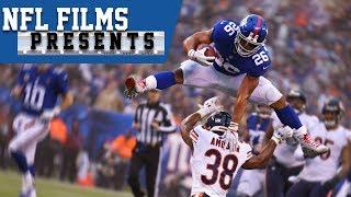 A Deep Dive Into The Football Hurdle | NFL Films Presents