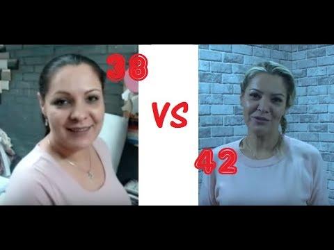 Как похудеть женщине после 40 на 26 кг! Видео хроника до и после )