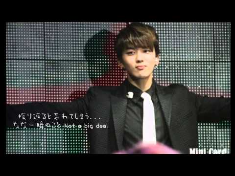 B.A.P Bow Wow 日本語字幕 young jea version