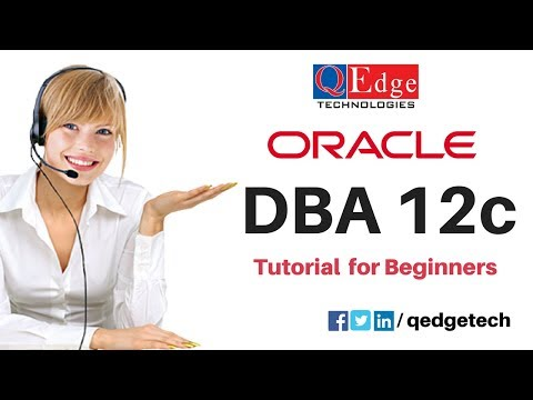 Oracle 12c DBA Training | Oracle Database Administration Course ...