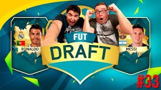 FIFA 16 UT #33   FUT DRAFT   RENHIDO ATÉ AO FIM