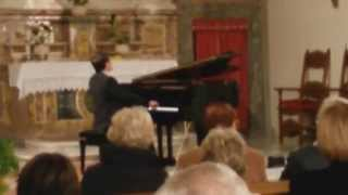 preview picture of video 'Leonardo Macerini plays Serge Prokofiev - Sonata n.3'