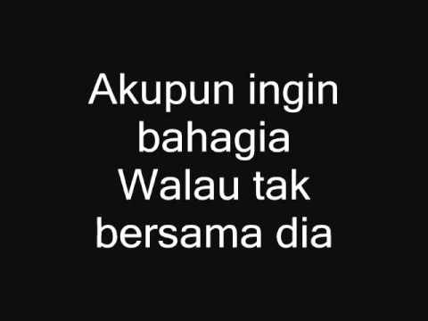 Judika - aku yang tersakiti (Lyrics).