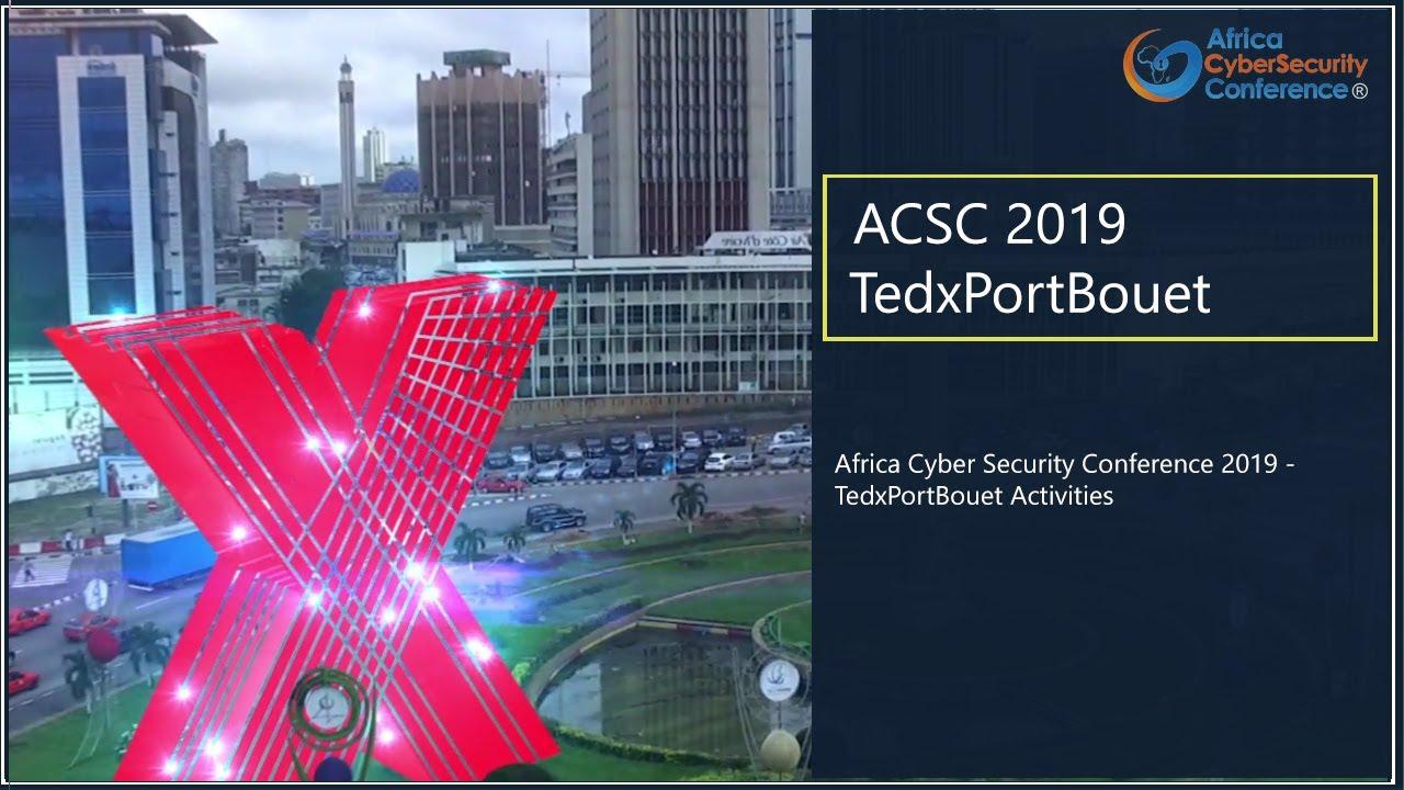 TEDx PORTBOUET ACSC2019