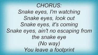 Ac Dc - Snake Eye Lyrics