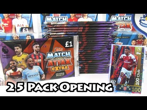 Match Attax 18/19 3 Mega Tin Opening | 3 Superstar Limited Editions | Exclusive Cards!