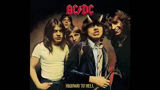 AC/DC Beating Around The Bush - But its the opening riff on endless loop
