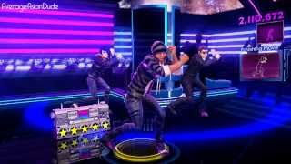 Dance Central 3 - Break Your Heart - Hard 100% - 5* Gold Stars [NO AUDIO]