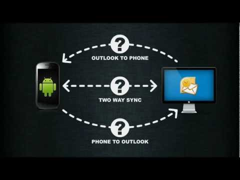 Video of SyncRoid - Outlook Sync Lite