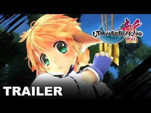 Utawarerumono: ZAN - Those Who Rise, Pt.3 - Character Trailer (PS4) thumbnail
