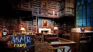 Harry Potter ASMR - Hogwarts Library - HD ambient sound white noise - Cinemagraphs