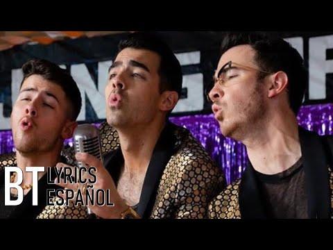 Jonas Brothers - What A Man Gotta Do (Lyrics + Español) Video Official