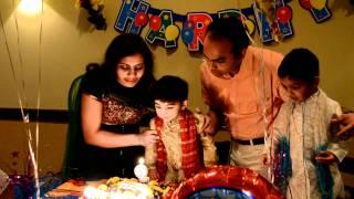 Hardhi 2nd Birthday