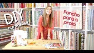 DIY – Poncho burdastyle