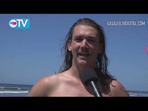 Nagarote, Nicaragua La Playa El Tránsito una de las alternativas en la Ruta Turística de Nagarote