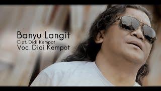 Kunci (Chord) Gitar dan Lirik Lagu Banyu Langit - Didi Kempot: Janjine, Lungane Ra Nganti Suwe Suwe