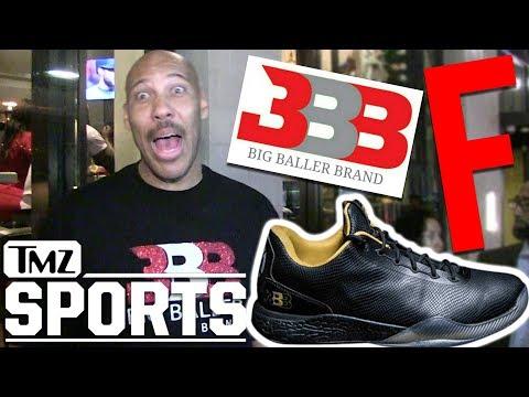 Big Baller Brand Gets 'F Rating' from BBB, Customers Beware! | TMZ Sports News