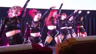 [Fancam] 020112 Rania Time To Rock Da Show In Thailand - POP POP POP