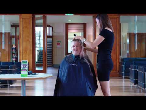 Ruth Brave the Shave