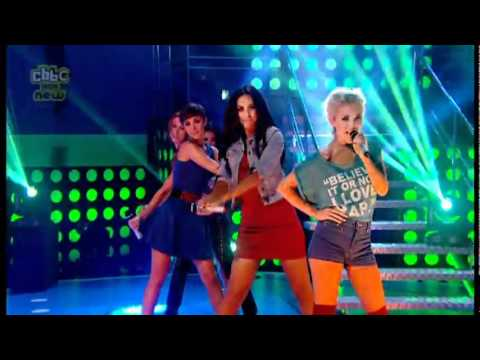 The Saturdays - All Fired Up (Big Friday Wind Up 2011)