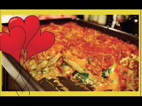 Delicious VEGAN Lasagna | Tofu Ricotta!!!!!!